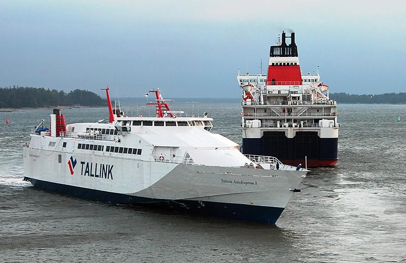 Helsinki-Tallinn Traffic