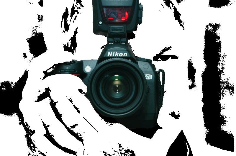 D70 Self Portrait    0107a