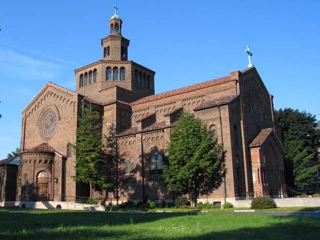 Blessed Trinity RC Church