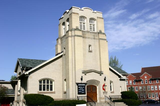 Woodside Methodist Church