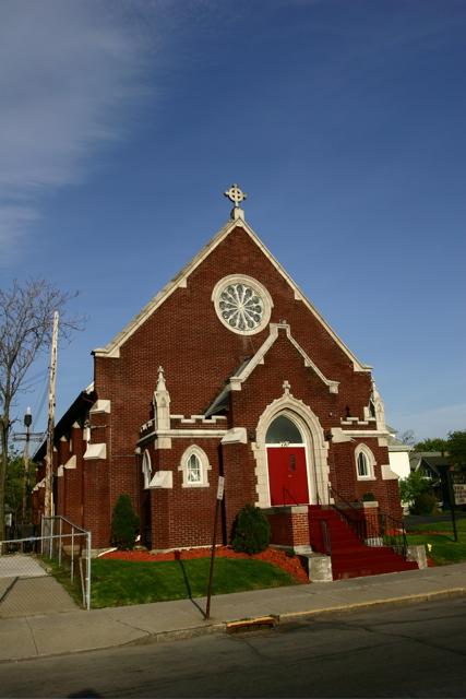 Church Of The Holy Communion Episcopal Church