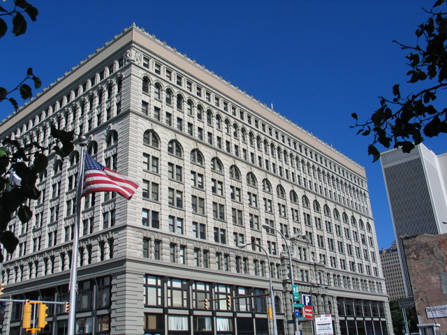Ellicott Square Building