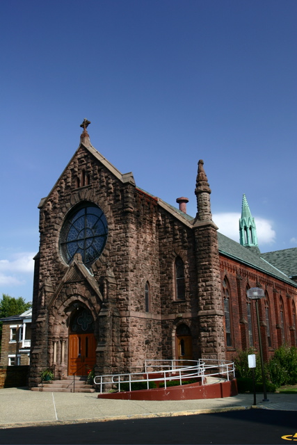 Blessed Sacrament RC Church
