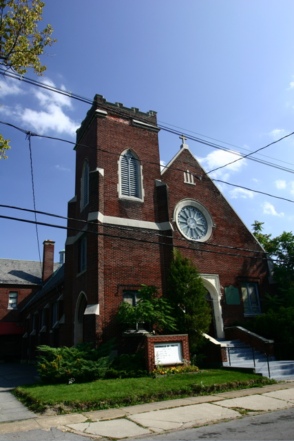 Gethesemane Lutheran Church