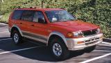 1997 Montero Sport Right Front.jpg