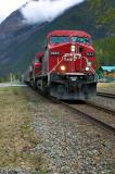 Train in Field BC II
