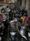 Now that's a lot of scooters