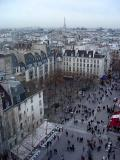 Beaubourg view