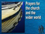 'Prayers' slide from the 'Dittisham' series