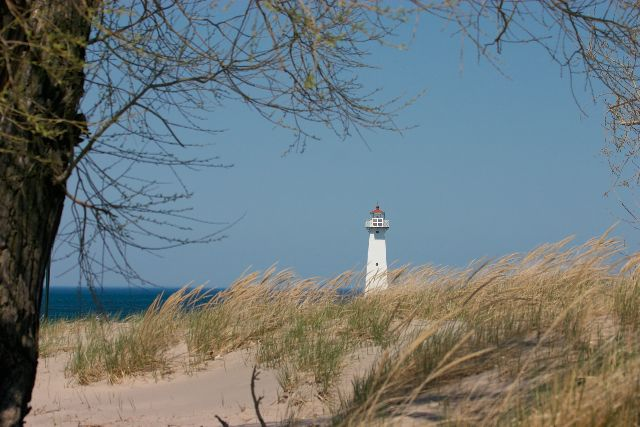 Sodus Lighthouse Day