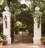 Arizona Inn Side Gate