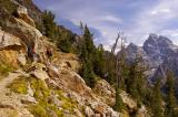 To the Paintbrush Divide