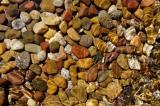 Lake's pebbles