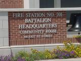 Fire Station No.201Battalion Headquarters