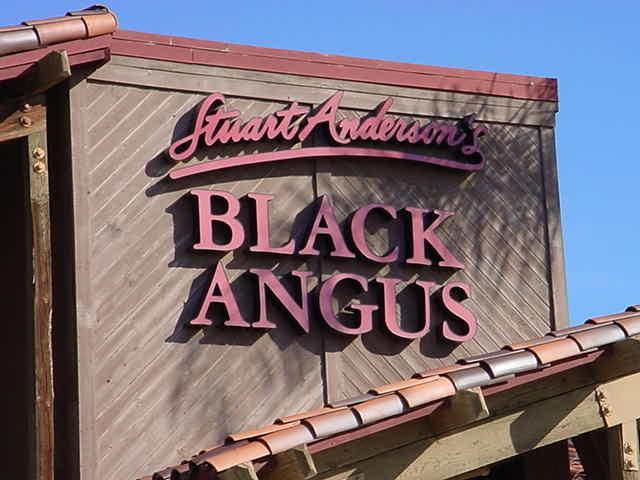 Stuart Andersons<br>Black Angus