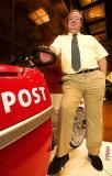 CIO of the Dutch Postal Services (TPG)