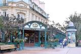 French Pavilion at EPCOT