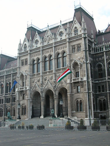 The Parliament (main entrance)