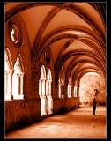 Dentro do mosteiro ... 10