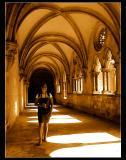 Dentro do mosteiro ... 11