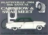 2004 Car Show, Swap Meet, Dairy Day Parade