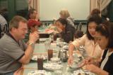 good chinese dinner..