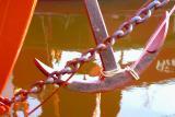 Coloured anchor