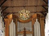The Choir Detail