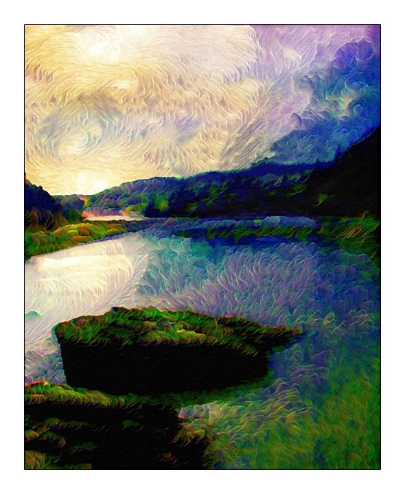 Rogue River Morning