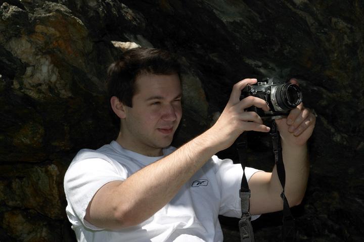Alex Studies Camera.jpg
