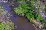 Rock Creek, seen from a bridge along the Crescent Trail
