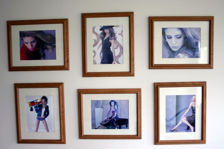 Modeling photos