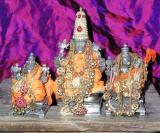 Sri Hayagreevan, bhU varAhan, Lakshmi varAhan