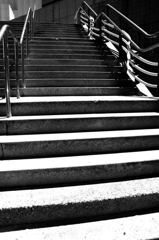 May 5th - LACMA Steps
