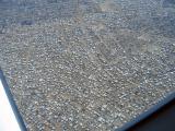 Flying over Lusaka slums