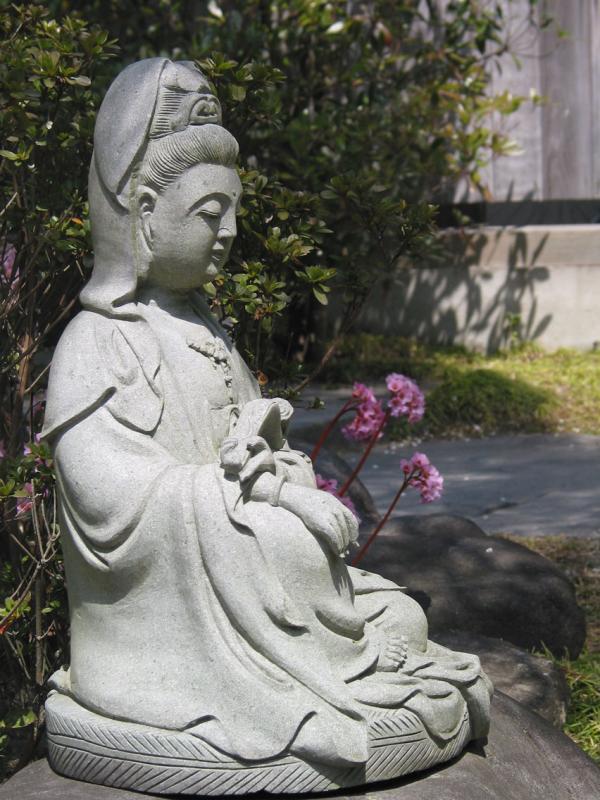 Matsushima Garden Statue