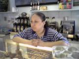 Server In Coffee Shop