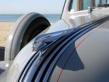 Hood ornament DOF test
