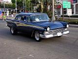 1957 Ford Custom 300 Tudor Sedan