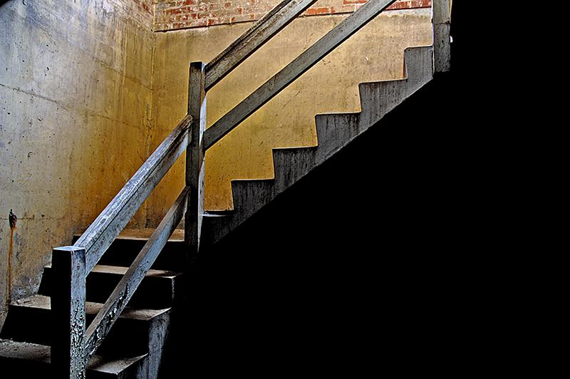 Image result for basement stairs dark