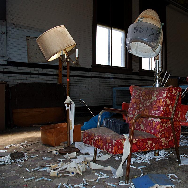 Beauty Shop Chair
