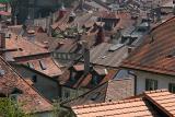 Über den Dächern von Freiburg