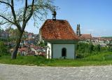 Kleine Kapelle in Freiburg