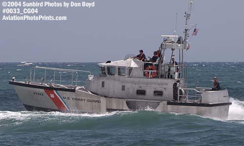2004 - Coast Guard Motor Lifeboat #47332 at the Air & Sea Show, Coast Guard stock photo #0033