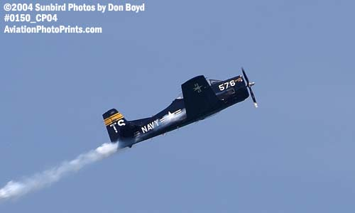 Air & Sea Show military warbird aviation stock photo #0150