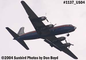 Florida Air Transport DC-6A N70BF aviation stock photo #1137
