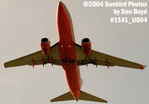 Southwest Airlines B737 N782SA aviation airline stock photo #1141