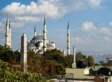 Blue Mosque / Sultanahmet Cami  on clearer first  day