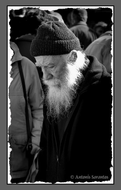 16 Feb 2005 Street portrait