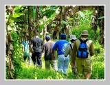 Mencari gua dan air terjun di Bontang